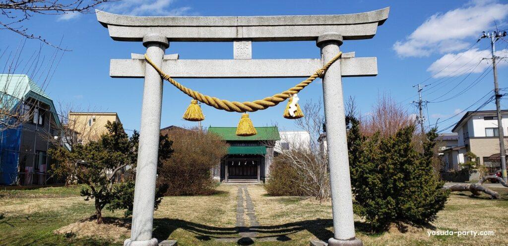 金砂神社鳥居