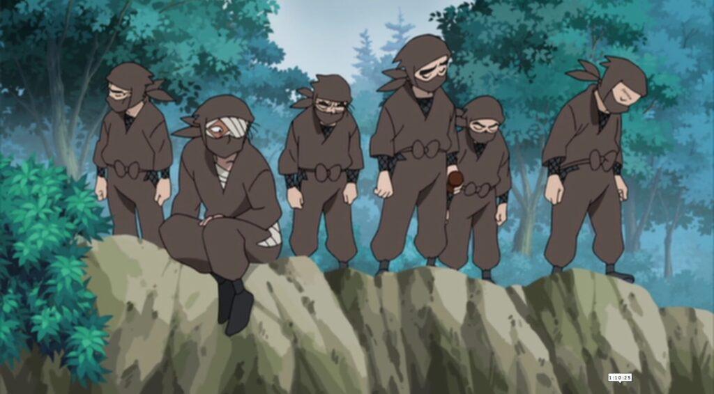 タソガレドキ忍軍