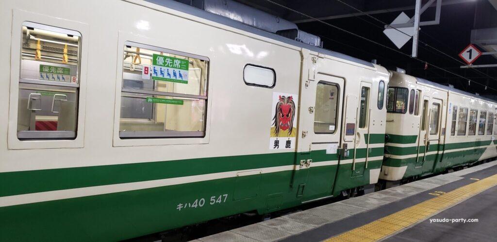男鹿線キハ40系①