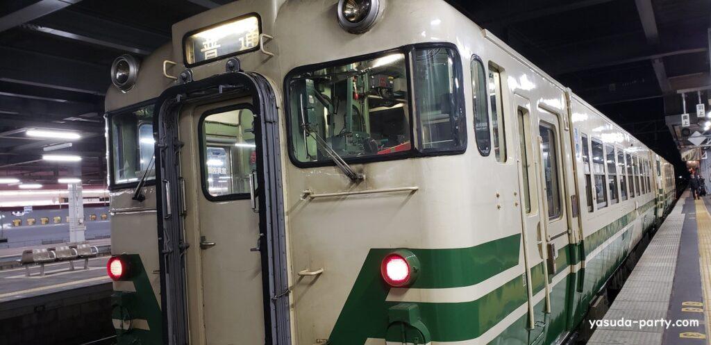 男鹿線キハ40系②